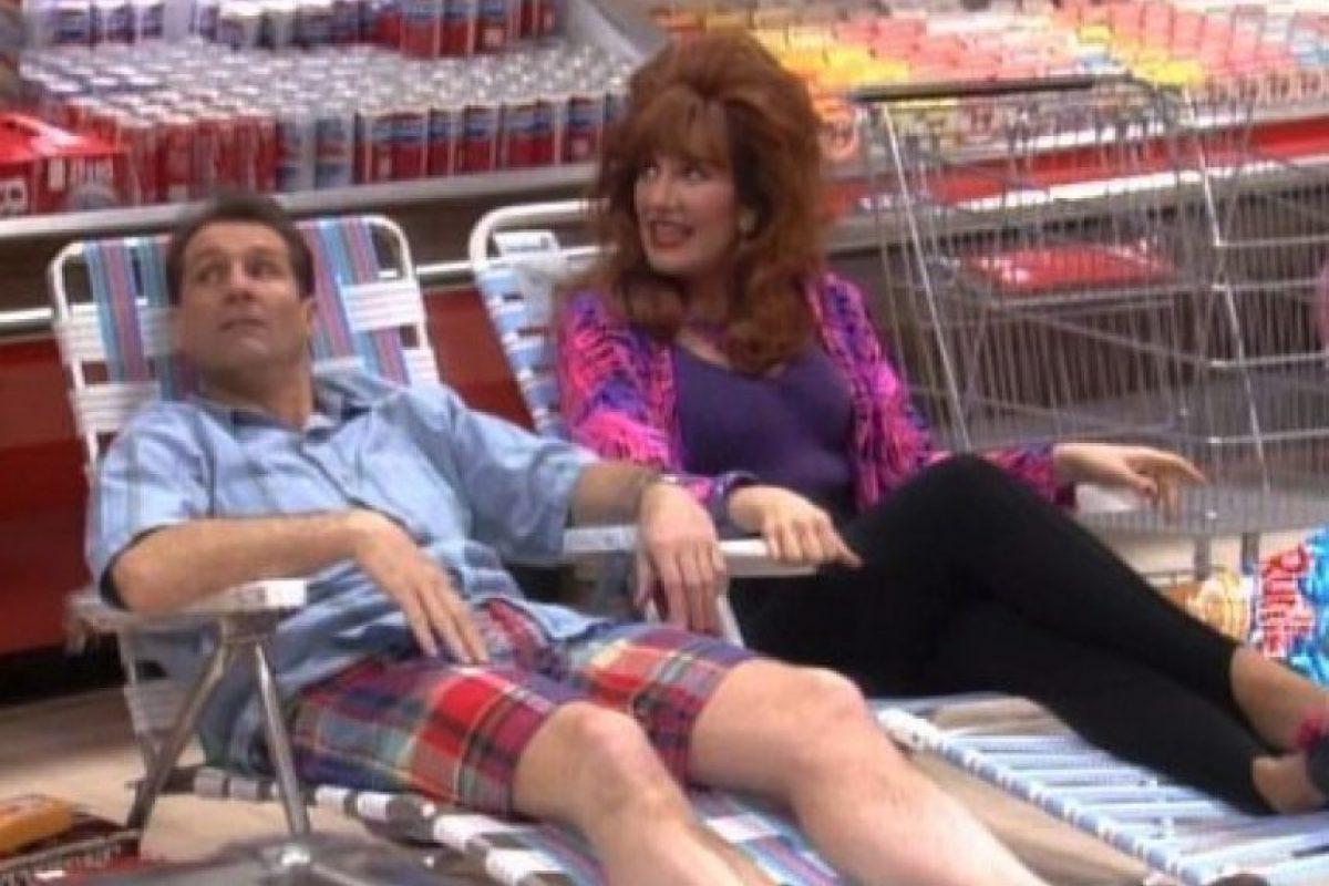 """En la serie original Ed O'Neill y Katey Sagal le dieron vida a """"Al Bundy"""" y """"Peggy Bundy"""". Foto:IMDB"""
