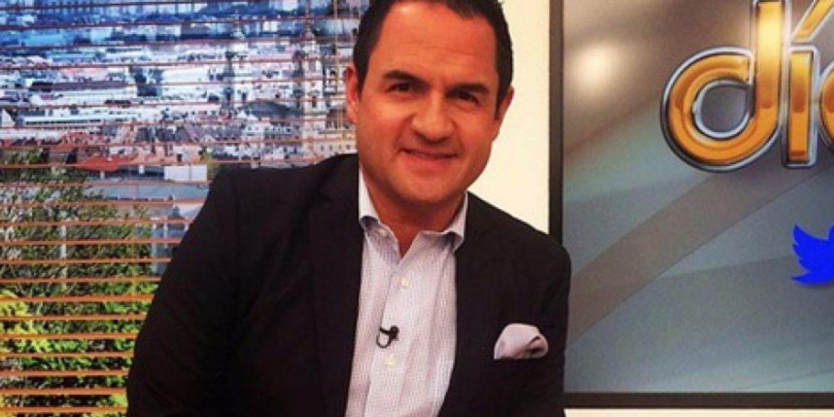 Mauricio Vélez quiere rescatar su carrera musical