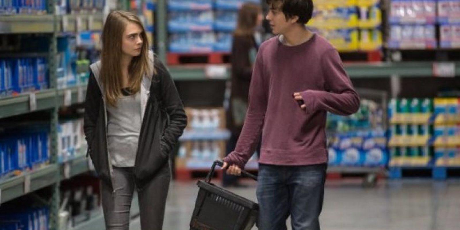 """En el mes de julio, la actriz se encontraba en medio de la promoción de la película """"Paper Towns"""" de la que es protagonista. Foto:IMDb"""
