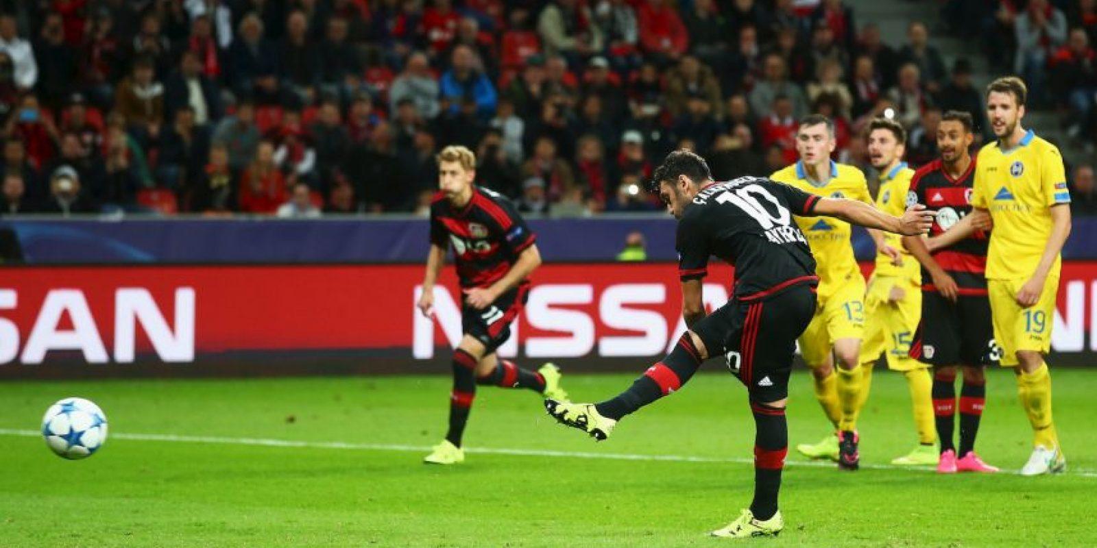 El alemán del Bayer Leverkusen lidera la lista Foto:Getty Images