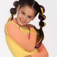 """llisson Lozz era """"Allison Rebolledo"""" Foto:Televisa"""