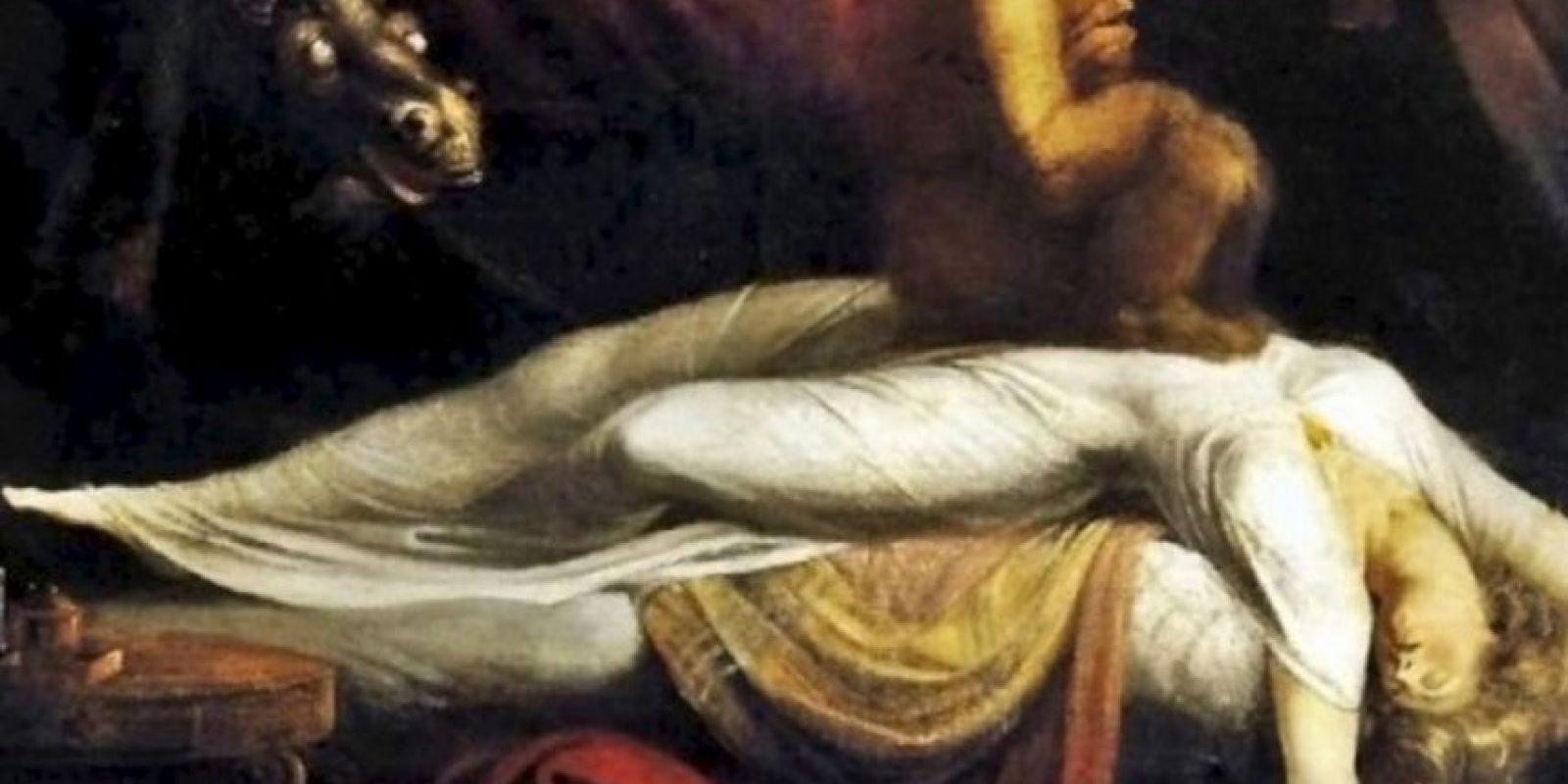 Está atrapado dentro de su propio cuerpo. Foto:vía Wikipedia