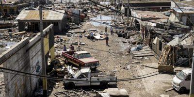Tras el terremoto más de un millón de personas fueron evacuadas y 12 personas fallecieron. Foto:AFP