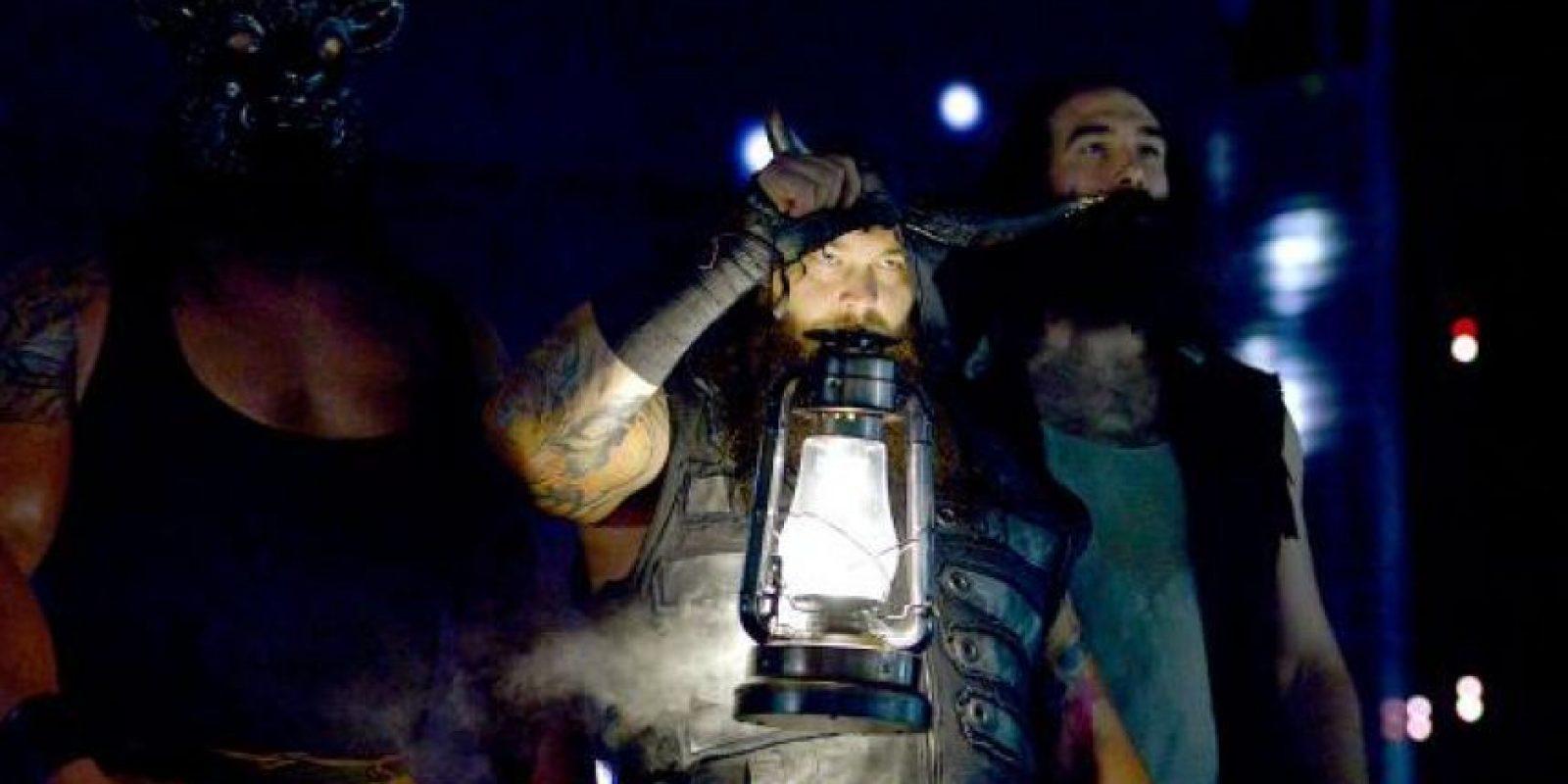 The Wyatt Family. Foto:WWE