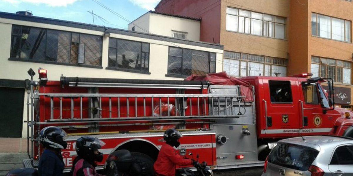 Investigan explosión registrada en el norte de Bogotá