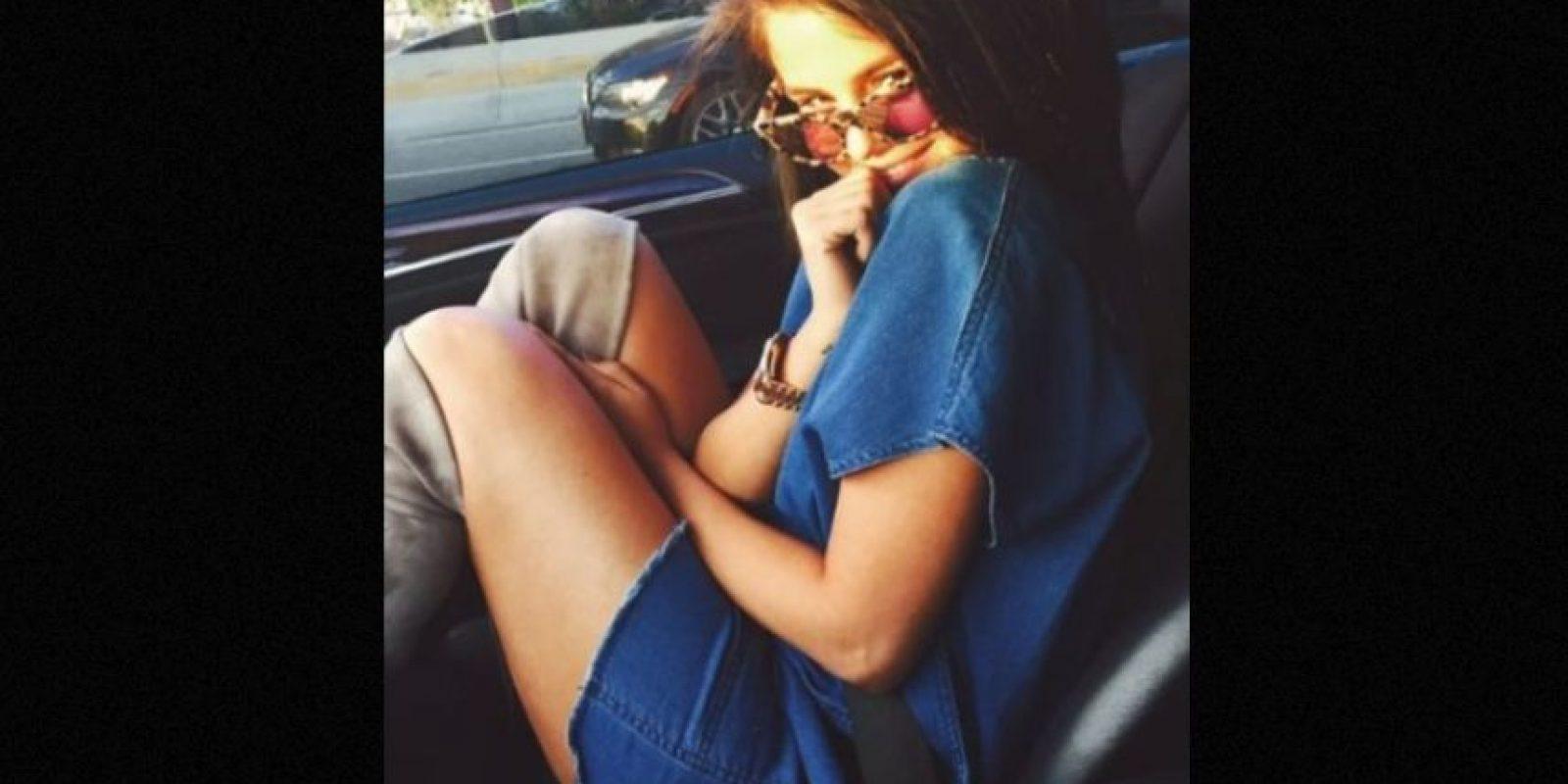"Selena Gómez es la protagonista de la revista ""ELLE"" del mes de octubre. Foto:Instagram/SelenaGomez"