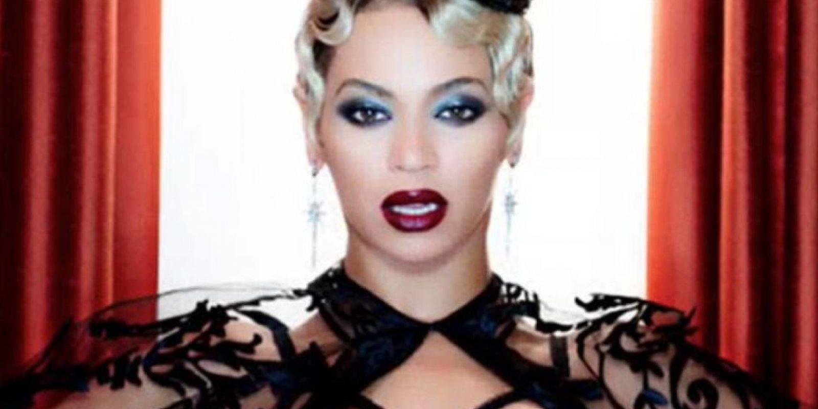 Y Beyonce. Foto:vía Beyonce/VEVO