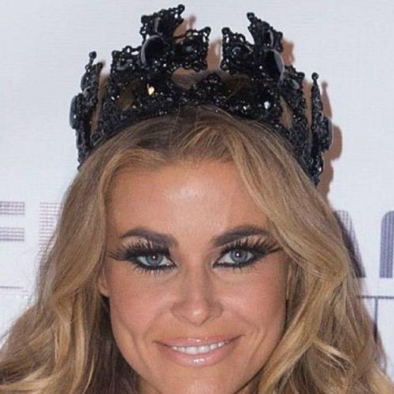 Y Carmen Electra. Foto:vía Getty Images