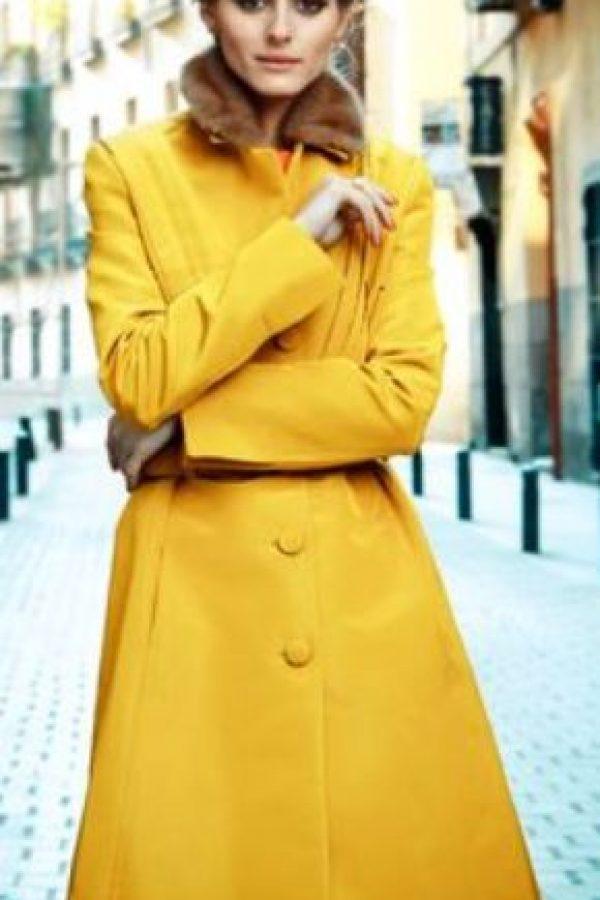 Olivia Palermo. Foto:vía Vogue