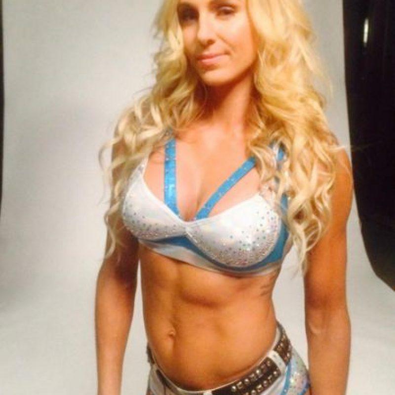 En 2012, Charlotte ingresó a la WWE y fue asignada a la liga de desarrollo NXT. Foto:Vía instagram.com/charlottewwe