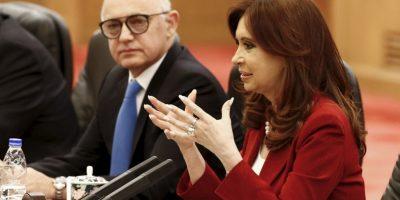 """El funcionario había señalado a la presidenta de Argentina, Cristina Fernández de Kirchner, como responsable de una """"confabulación criminal"""". Foto:Getty Images"""