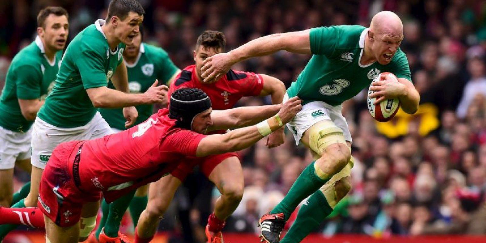 1. La rudeza de los partidos Foto:Getty Images