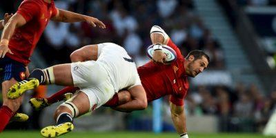 Es lo esencial del rugby. Durante esta Copa del Mundo podrán ver a hombres enormes y musculosos corriendo a toda velocidad con varios jugadores igual de fuertes detrás de ellos. Foto:Getty Images