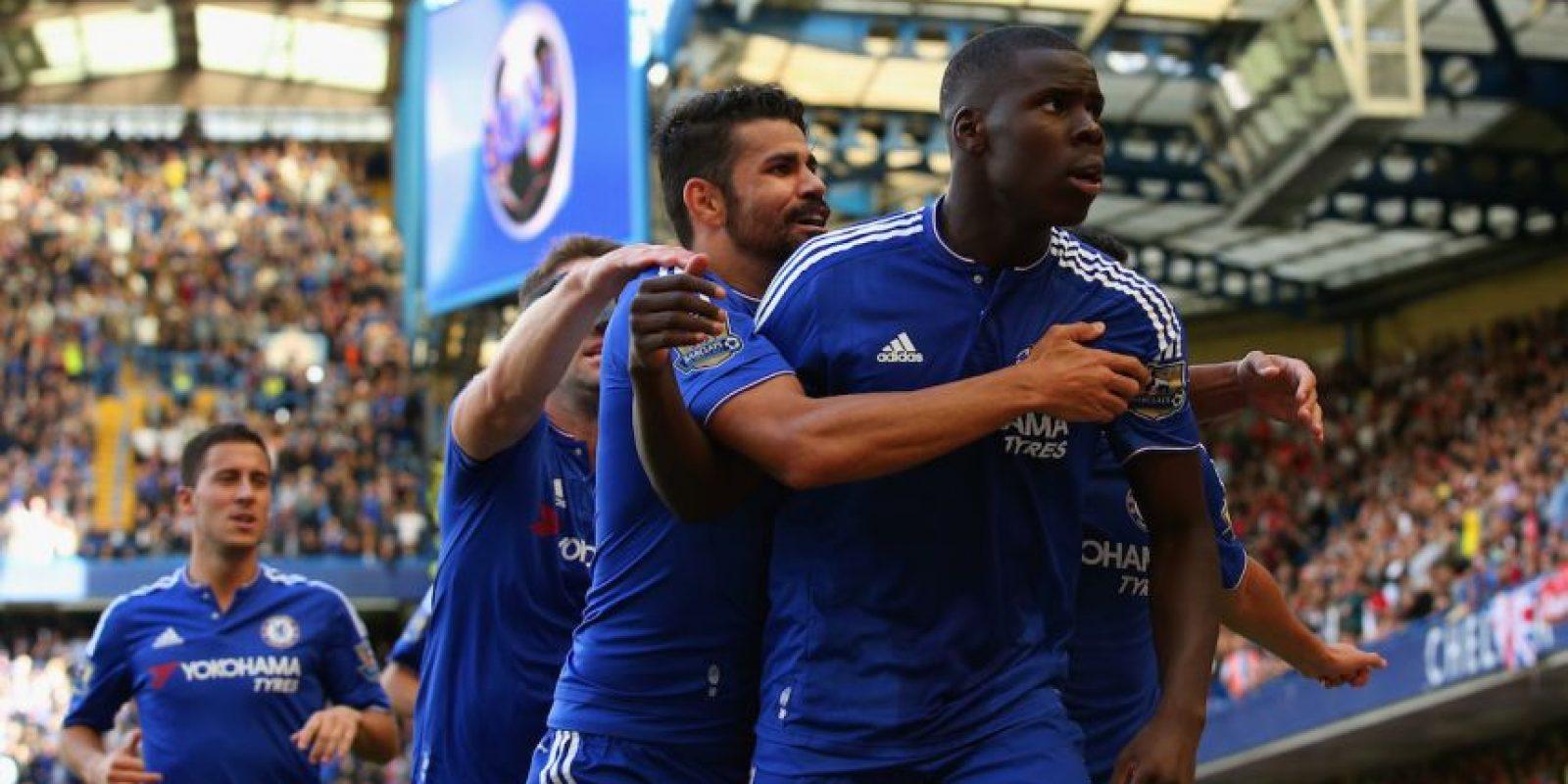 Chelsea fue mejor durante casi todo el partido, aunque no pudieron concretar las numerosas oportunidades de gol que generaron. Foto:Getty Images