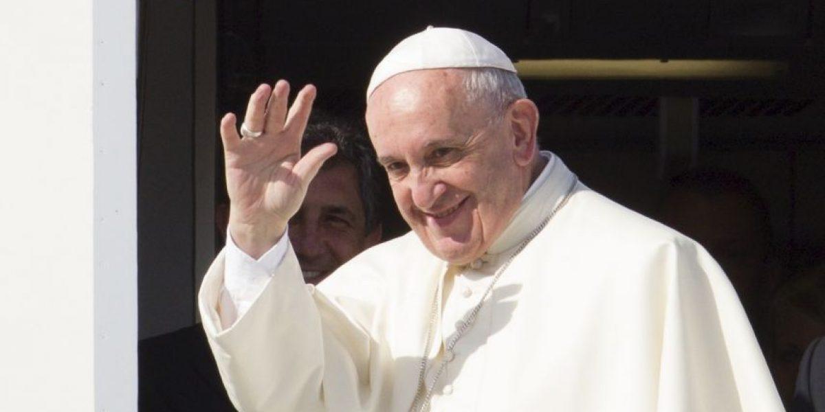 Llega el papa Francisco a Cuba