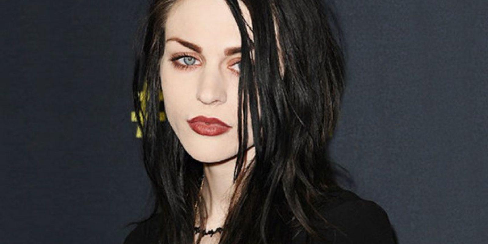 Que Frances te enseñe qué es un look grunge. Ella tiene autoridad. Foto:vía Getty Images