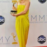 """Claire Danes en 2012. Porque vestirse de """"madre de mediana edad va a resort caribeño"""" no tiene precio. Foto:vía Getty Images"""