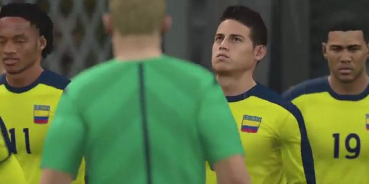 Video: Así se verá la Selección Colombia en FIFA 16