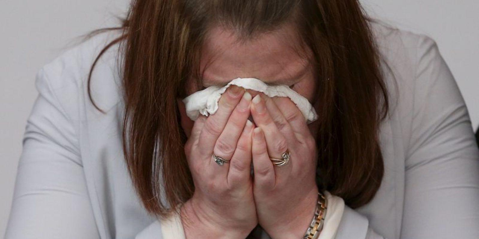 4. Una mujer de Georgia, Yvonne Ervin, llamó aterrorizada al 911 para avisar que sus dos hijos de 17 y 22 años, Cameron y Christopher, trataban de asesinarla. Los dos estaban drogados. Foto:Getty Images