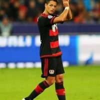 "14. Javier ""Chicharito"" Hernández (Fútbol) Foto: Getty Images"