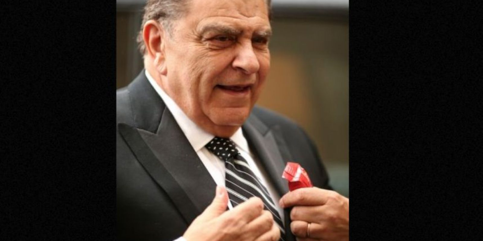 4.- Mario nació el 28 de diciembre de 1940 y dejó la escuela para trabajar en la sastrería de su padre. Foto:vía AFP
