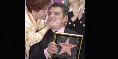 11.- Tiene su propia estrella en el paseo de la fama en Hollywood. Foto:vía Twitter/@sabadogigante