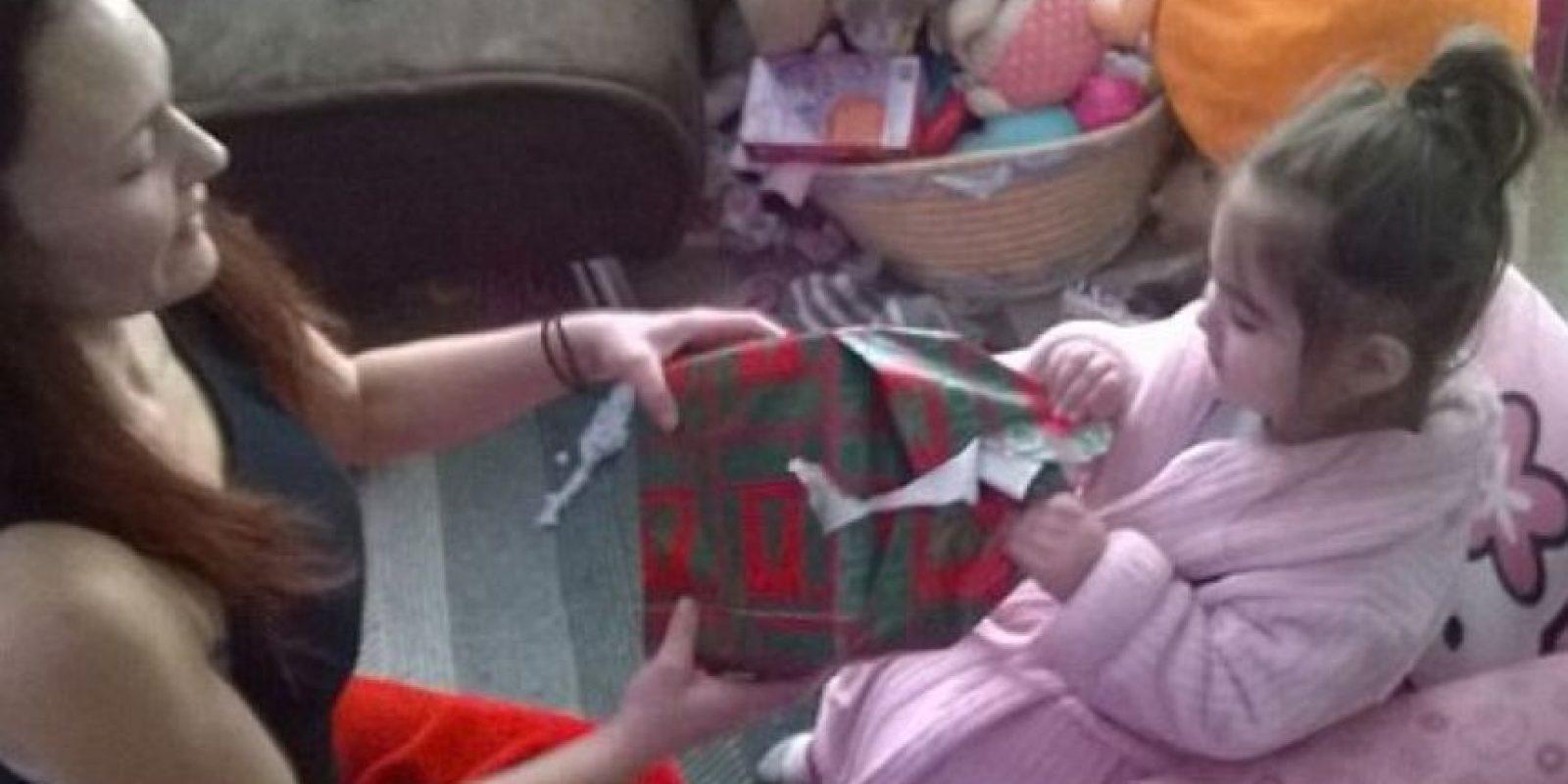 Cuando McCarthy golpeó a la niña, esta no pudo respirar más. Foto:vía Facebook