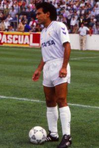 12. Hugo Sánchez Foto:Getty Images