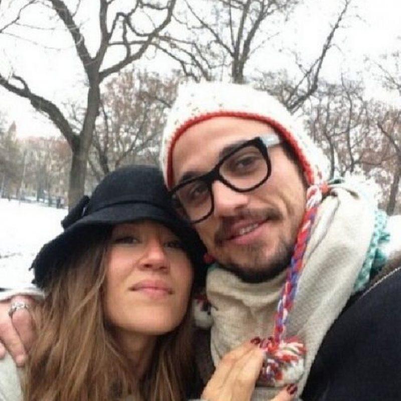 En junio, la actriz argentina Jimena Baron anunció que había finalizado su relación con el exfutbolista de Boca Juniors, ahora en Porto, por celos excesivos de este y varios insultos hacia ella. Foto:Vía instagram.com/danistone_25