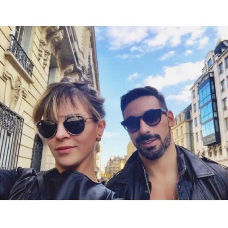 4. Ezequiel Lavezzi y Yanina Screpante Foto:Vía instagram.com/pocho22lavezzi