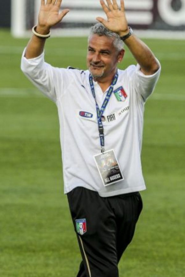 3. Roberto Baggio Foto: Getty Images