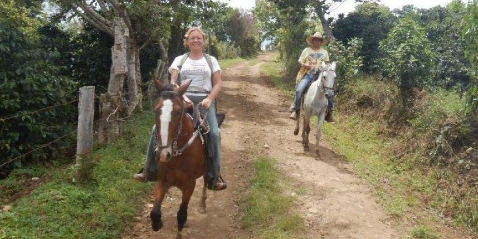 Durdana Bruijn falleció en Cartagena. Foto:Tomada de blog.lazyduck.nl