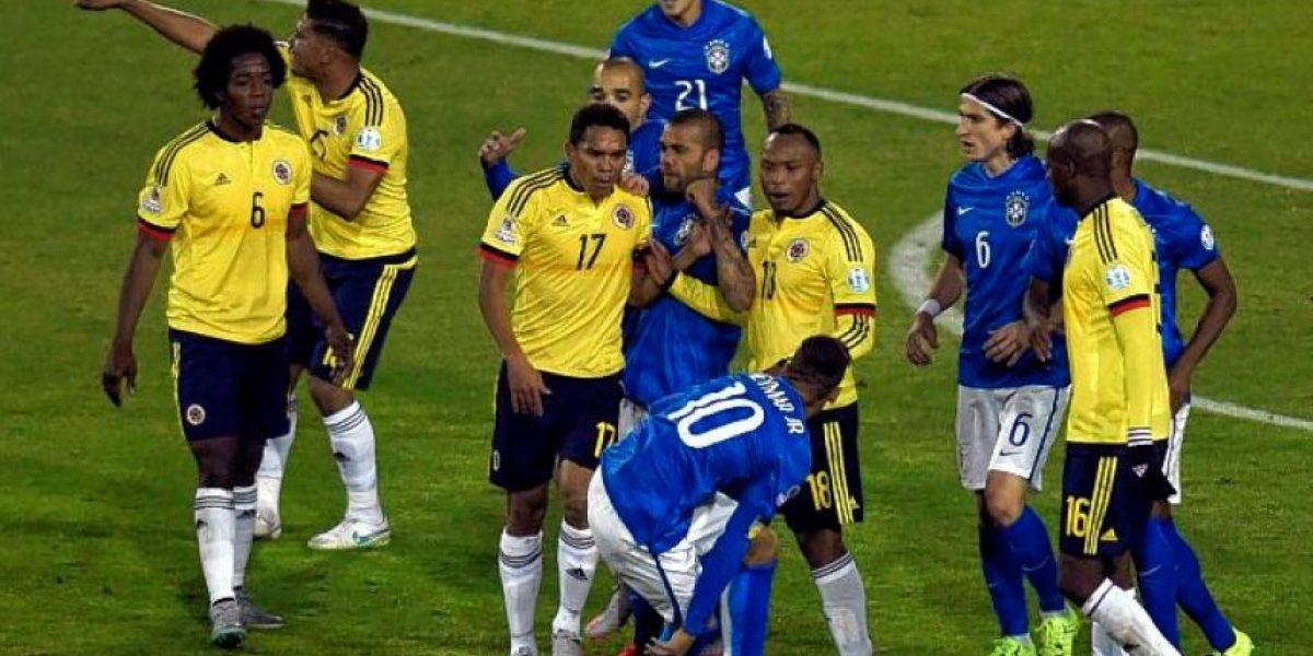 Neymar habló sobre el incidente en partido contra Colombia