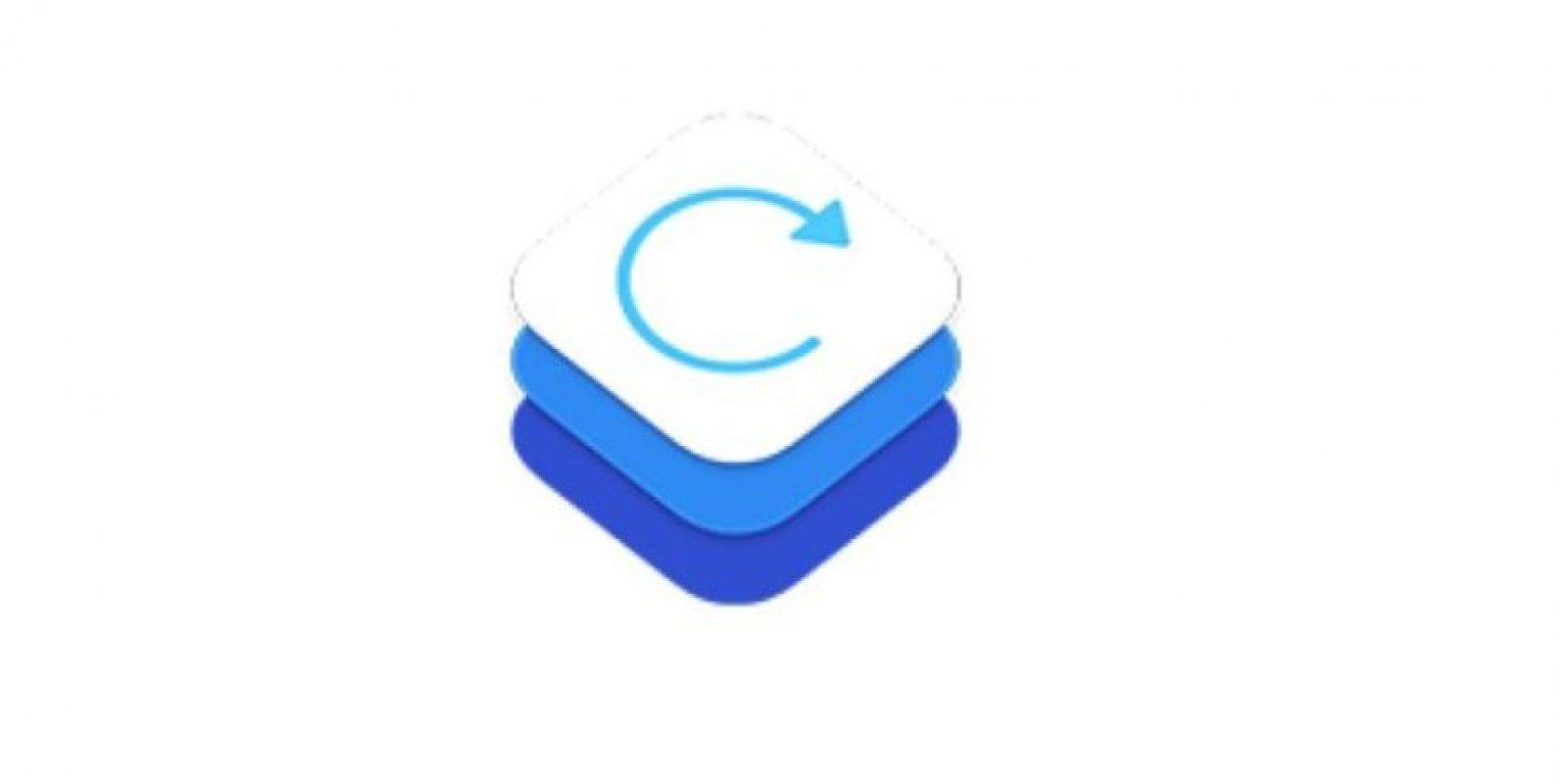 ReplayKit les permitirá grabar clips de video de su partida en cualquier juego y compartirla con sus amigos. Foto:Apple