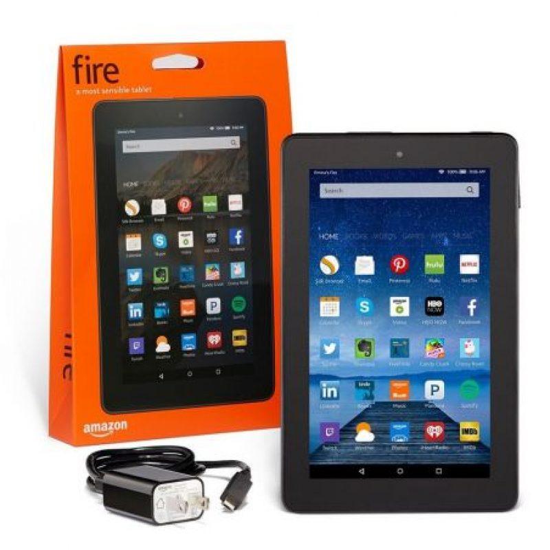 """""""Fire"""" tiene un precio de 49.99 dólares. Foto:Amazon"""