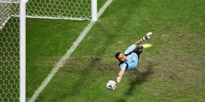 El tico ha dejado el marco en 0 ante Sporting Gijón, Betis, Espanyol, Shakhtar Donetsk y Granada Foto:Getty Images