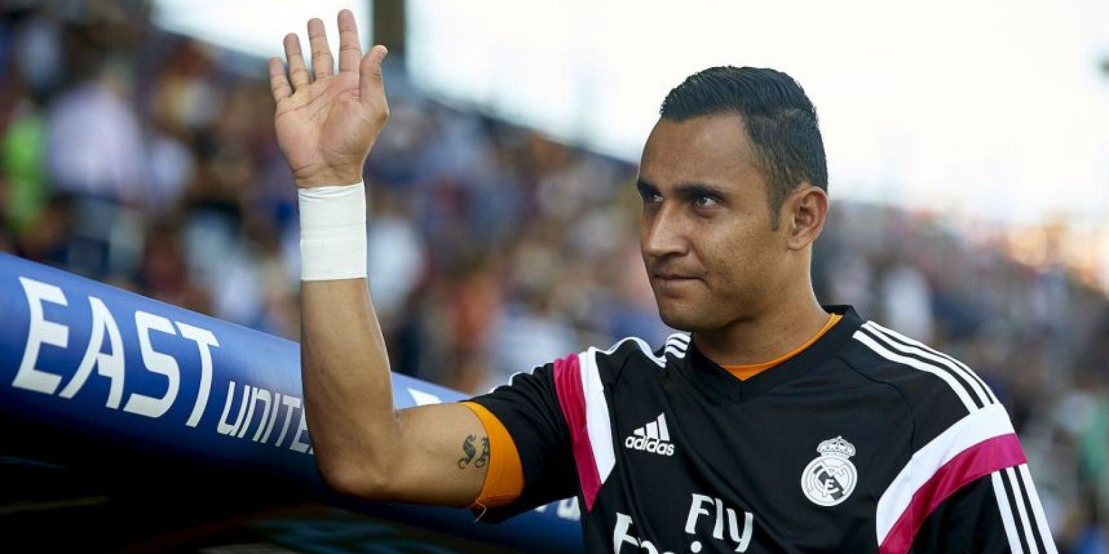 Mientras que Navas se iría a cambio al Manchester United Foto:Getty Images