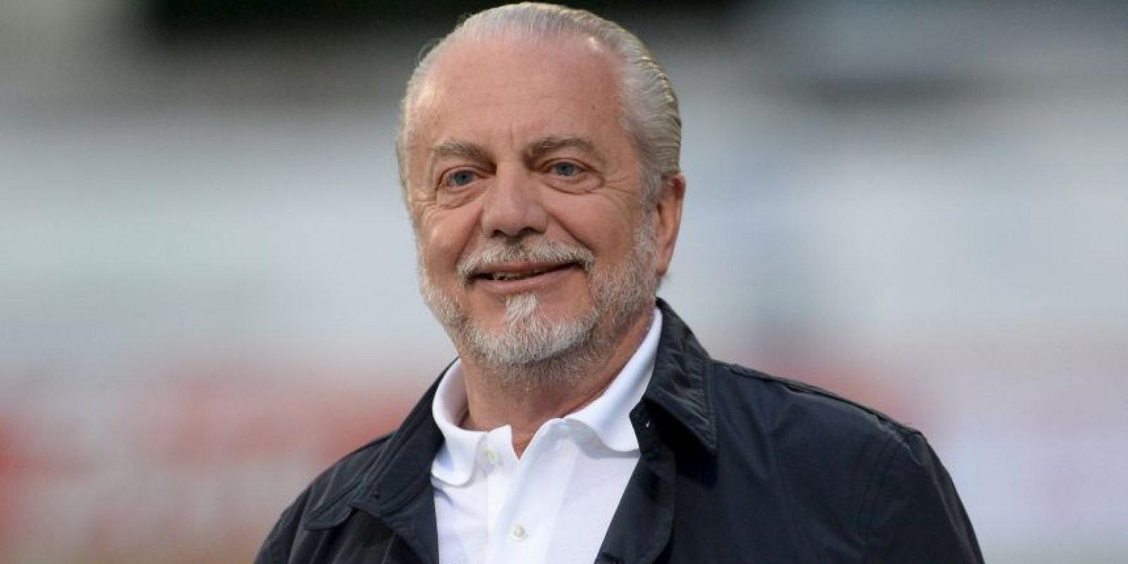 """En aquel entonces, la quiebra del club lo llevó hasta la tercera división bajo el nombre de """"Napoli Soccer"""", y de ahí los levanto De Laurentis. Foto:Getty Images"""