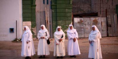 En dicha plaza sus predecesores Juan Pablo II y Benedicto XVI también realizaron misas. Foto:Getty Images