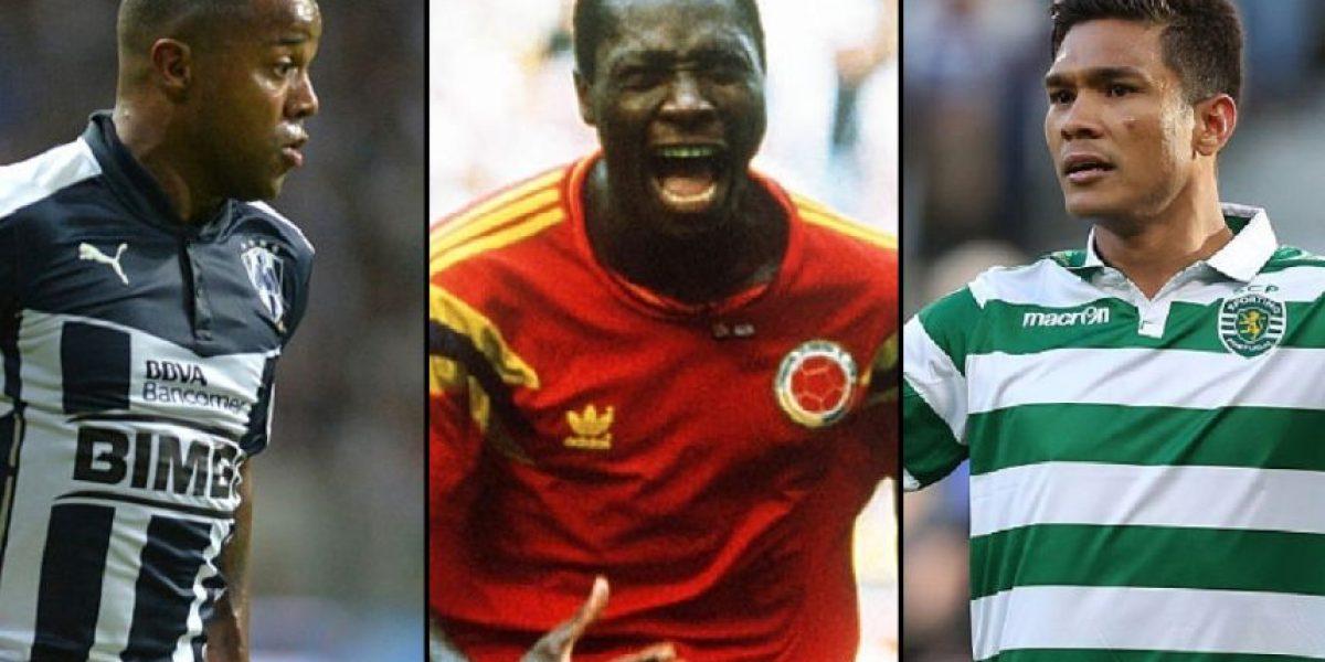 Top: Actos de racismo contra futbolistas colombianos