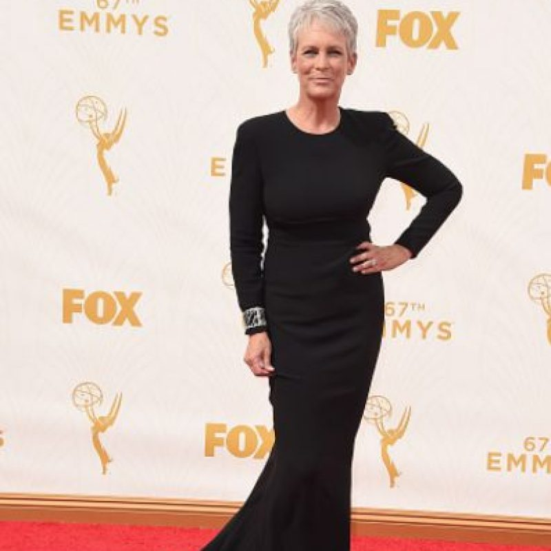 Jamie Lee Curtis, una diosa. Foto: vía Getty Images