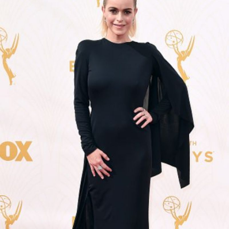 Taryn Manning como Bellatrix Lestrange. Foto: vía Getty Images