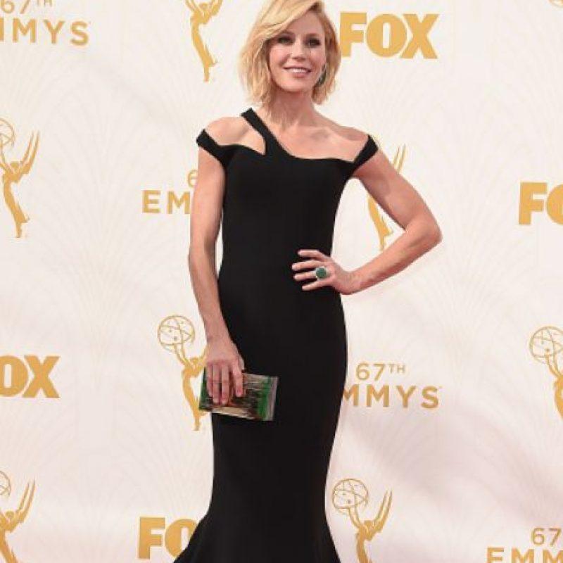 Y Julie Bowen, con la sencillez a flor de piel. Foto:vía Getty Images