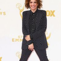 Jill Solloway quería imitar a Carrot Top. Foto: vía Getty Images