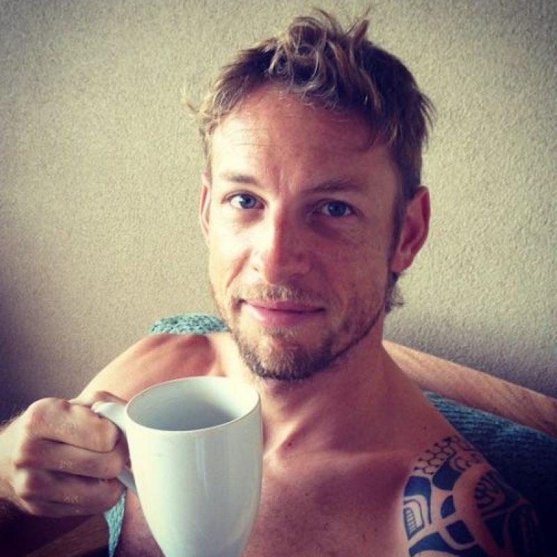 En 2011 obtuvo el subcampeonato, detrás de Sebastian Vettel de Red Bull. Foto:Vía instagram.com/jenson_ichiban