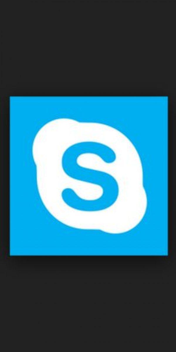 La interfaz de esta app para móviles destaca la adaptación de diseño para las versiones de Windows Phone, iOS y Android Foto:Skype/Microsoft
