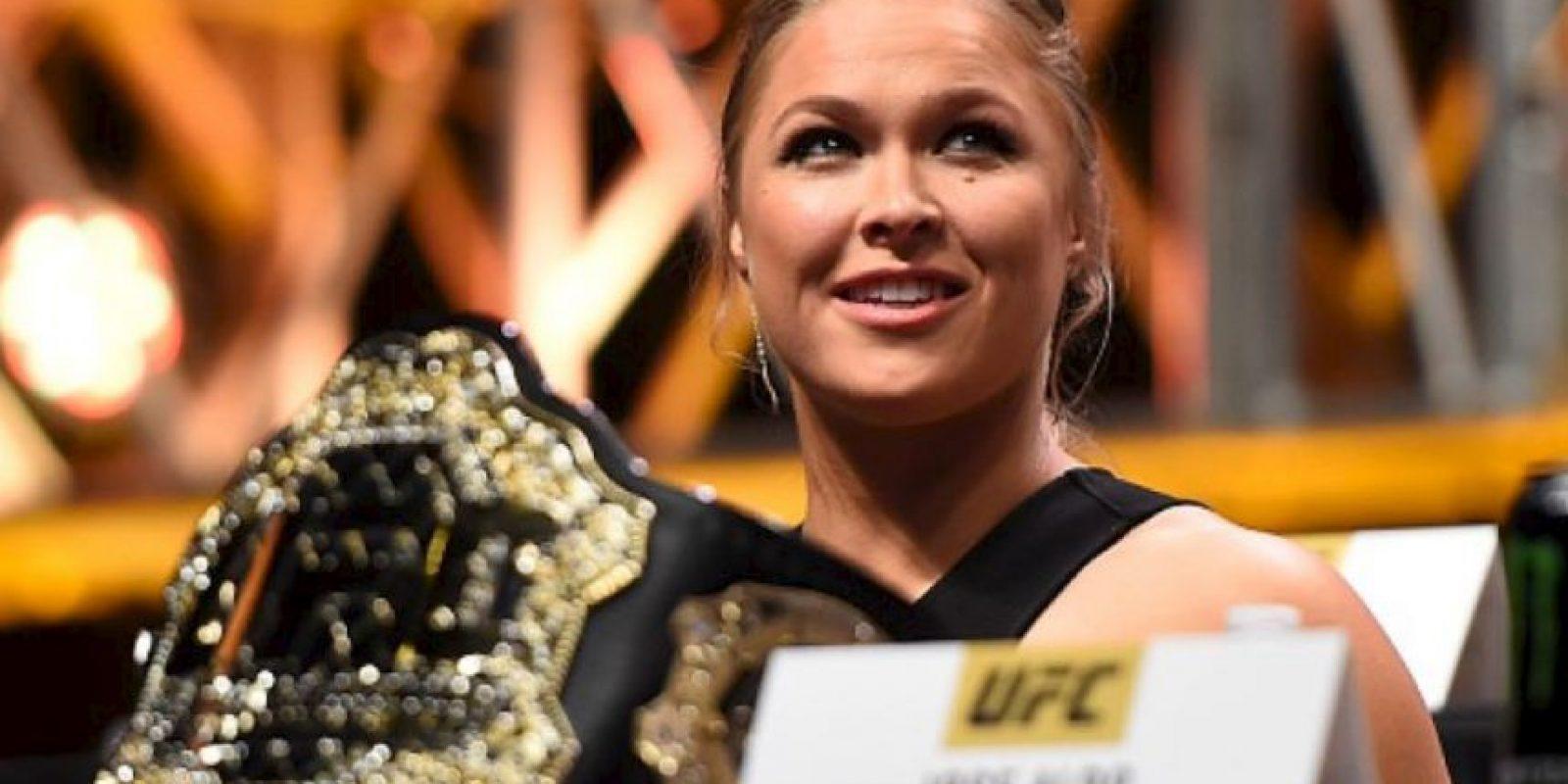 Según Forbes, es la octava deportista mejor pagada del mundo Foto:Getty Images