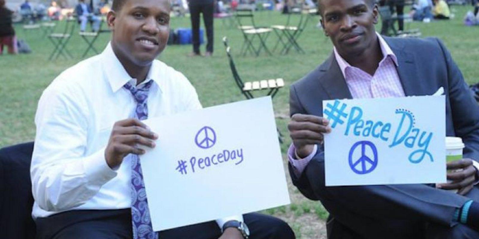 Foto:Vía facebook.com/peaceday