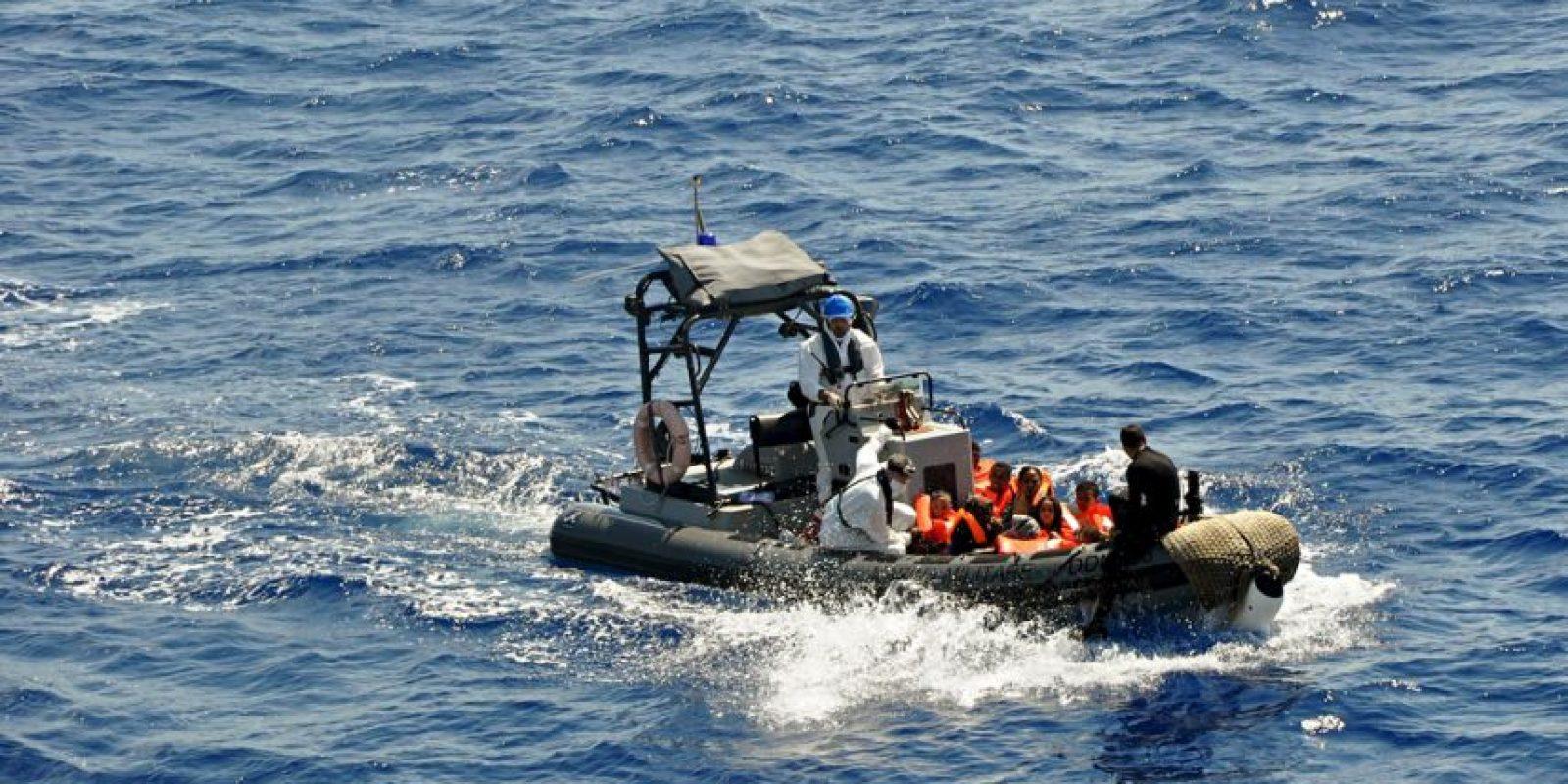 Italia se ha vuelto uno de los destinos peligroso para los migrantes jóvenes que viajan solos. Foto:AFP