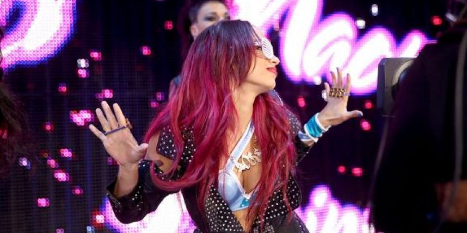 Una de ellas es Sasha Banks Foto:WWE
